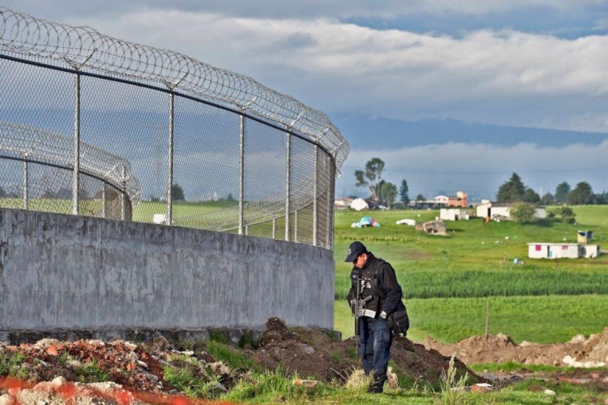 Jose Luis Abarca, exalcalde de Iguala y responsable de la muerte de los 43 estudiantes de Ayotzinapa, Guerrero Foto:AFP. Imagen Por: