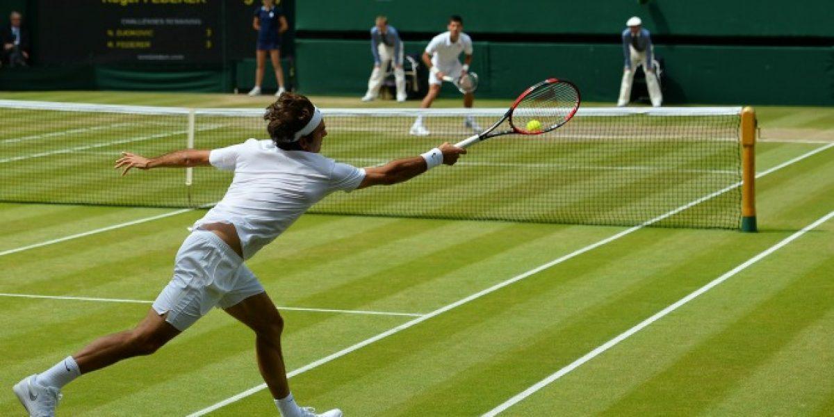 Djokovic revalida la corona en Wimbledon tras vencer a Federer