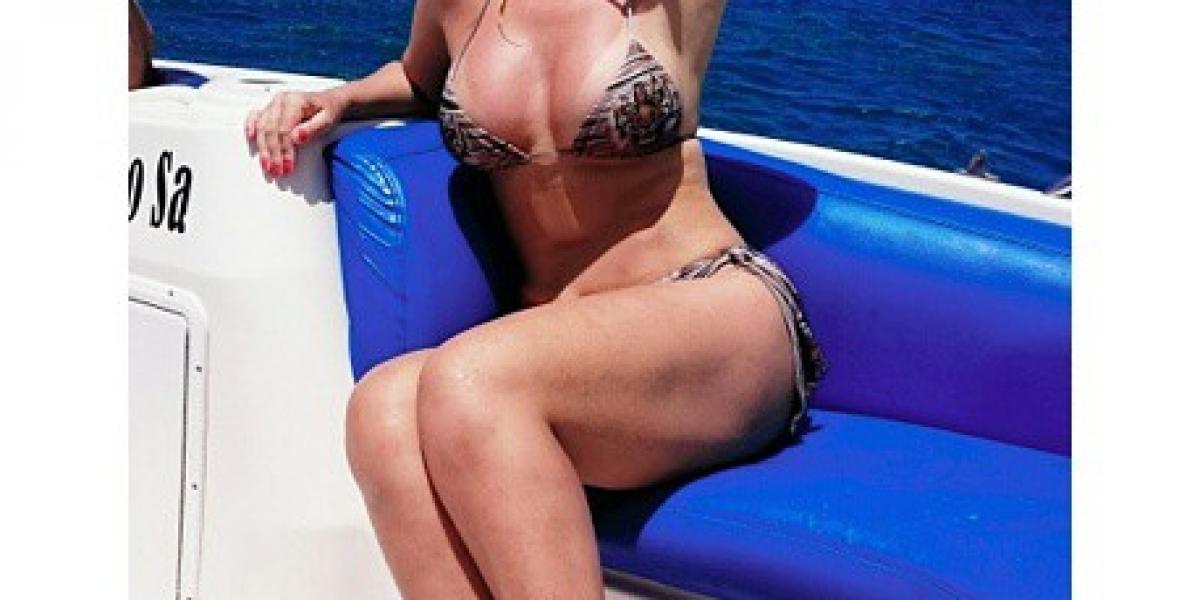 Lola Melnick cautiva con sensuales fotos en la red