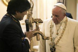 Declaró que no lo ve como una ofensa. Foto:AFP. Imagen Por: