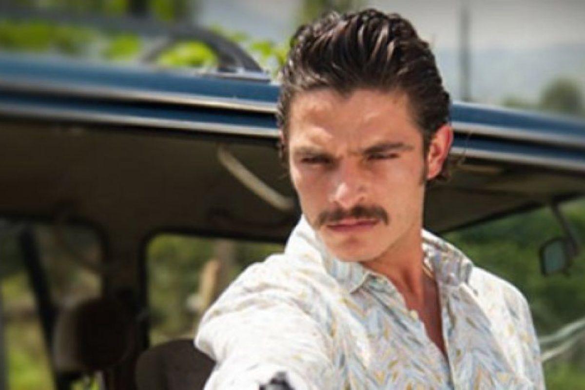 """Anderson Ballesteros era """" El Chili"""", basado en el sicario """"Pinina"""", otro de los temibles sicarios de """"Pablo Escobar"""". Foto:vía Caracol Televisión. Imagen Por:"""