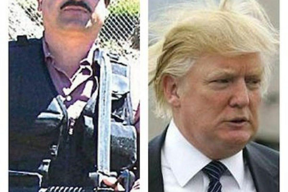 En las que se burlan del peinado del copropietario de Trump Foto:Instagram.com. Imagen Por: