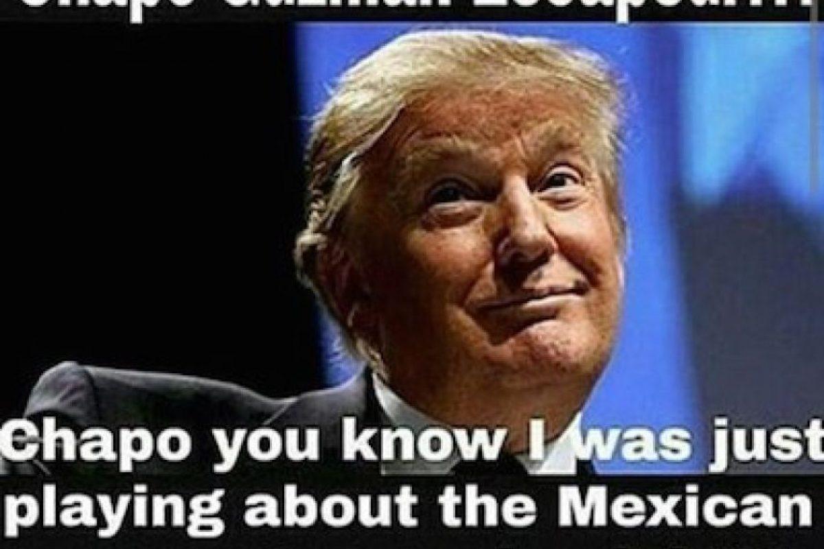 """""""Chapo. Sabes que estaba jugando ¿cierto?"""" Foto:Instagram.com. Imagen Por:"""