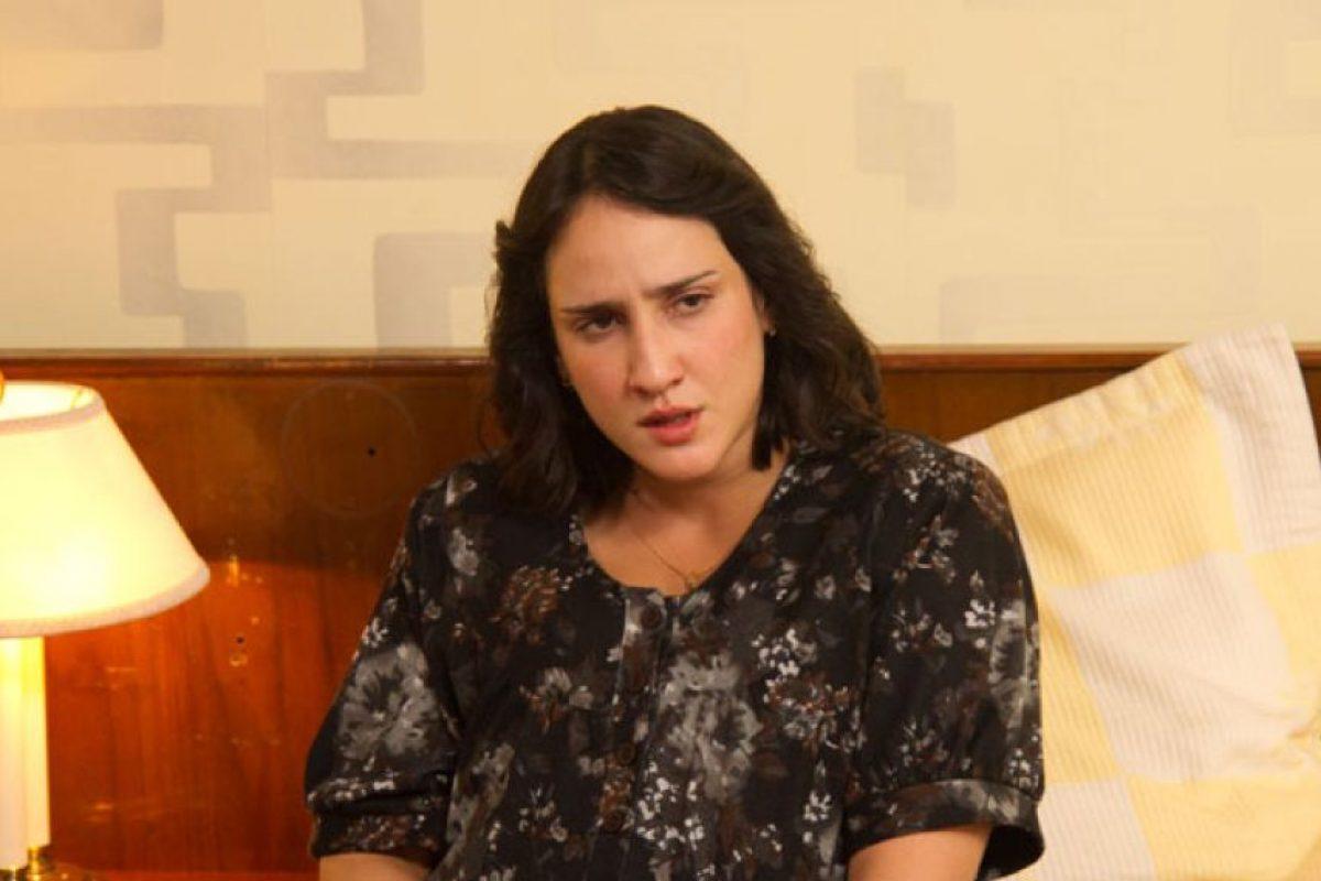 """Cecilia Navia era """"Paty de Escobar"""", basada en Maria Victoria Henao, esposa del capo. Foto:vía Caracol Televisión. Imagen Por:"""