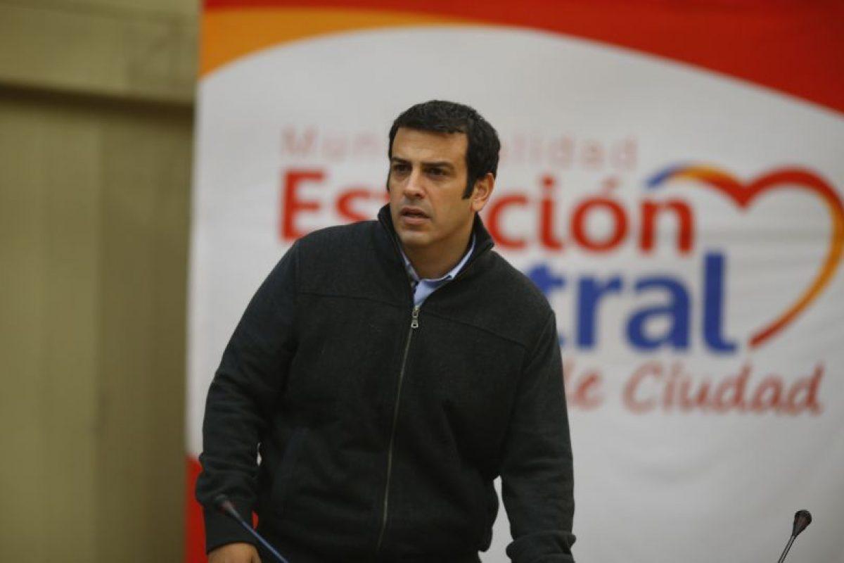 Rodrigo Delgado Foto:Agencia UNO. Imagen Por: