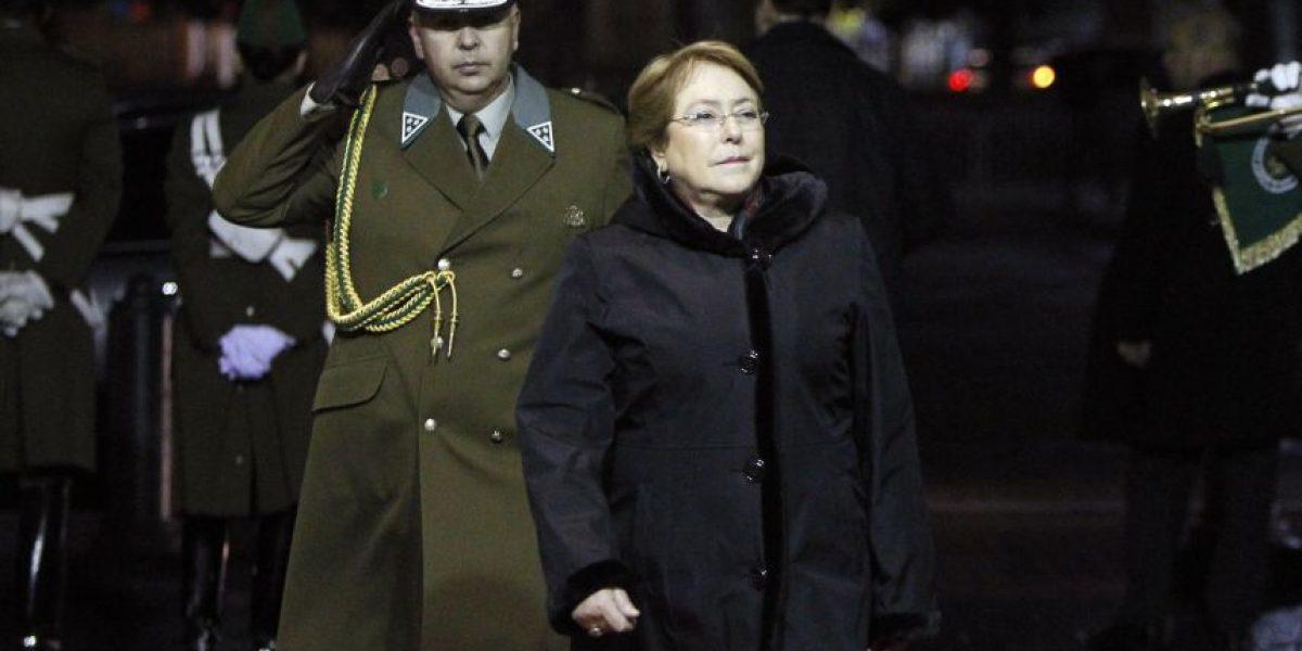 Cadem: Aprobación de Bachelet llega a 25% y aumenta rechazo a reformas