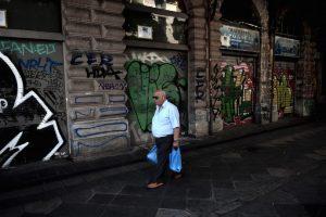 Este lunes se anunció un acuerdo entre Grecia y el Eurogrupo para negociar un tercer rescate financiero. Foto:Getty Images. Imagen Por: