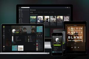 Está disponible para iPhone, iPad, Android, Windows Phone, Mac, Windows y Web. Foto:Spotify. Imagen Por: