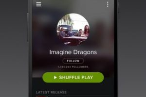 Está disponible en 58 mercados. Foto:Spotify. Imagen Por: