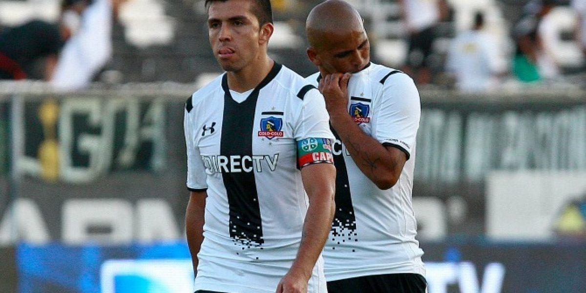Gonzalo Fierro respaldó a Humberto Suazo: