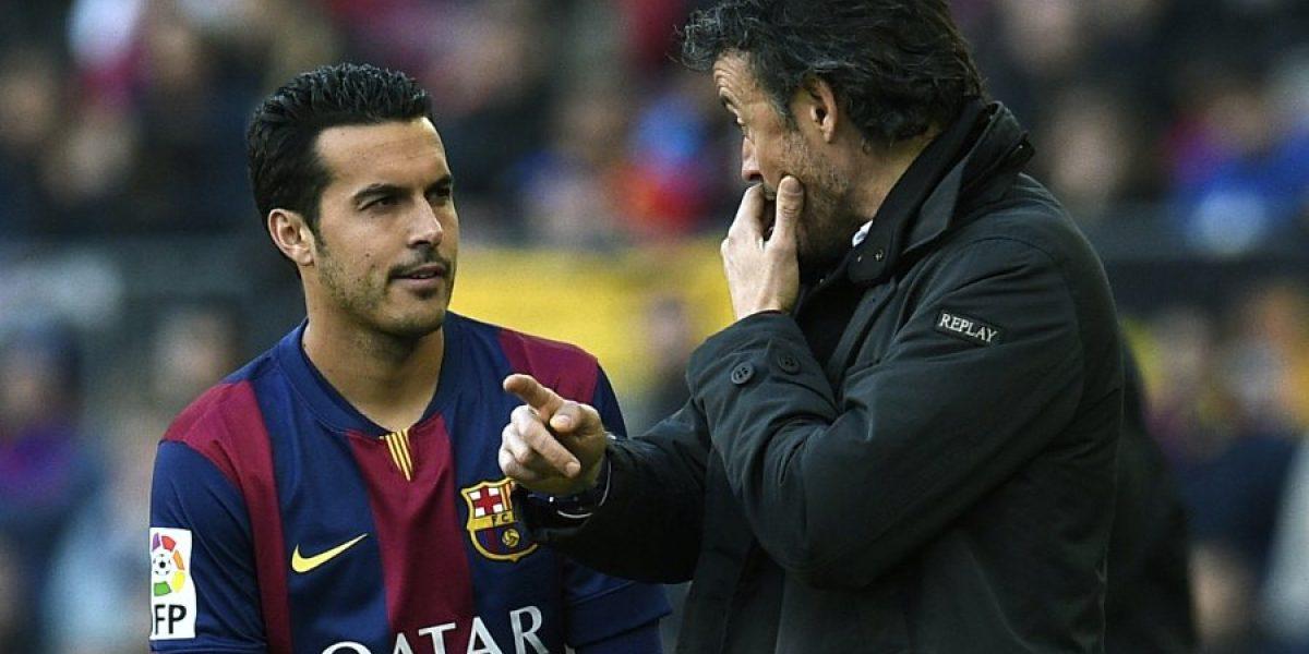 ¿Se irá a Chelsea? Pedro reconoce ofertas para dejar el Barça