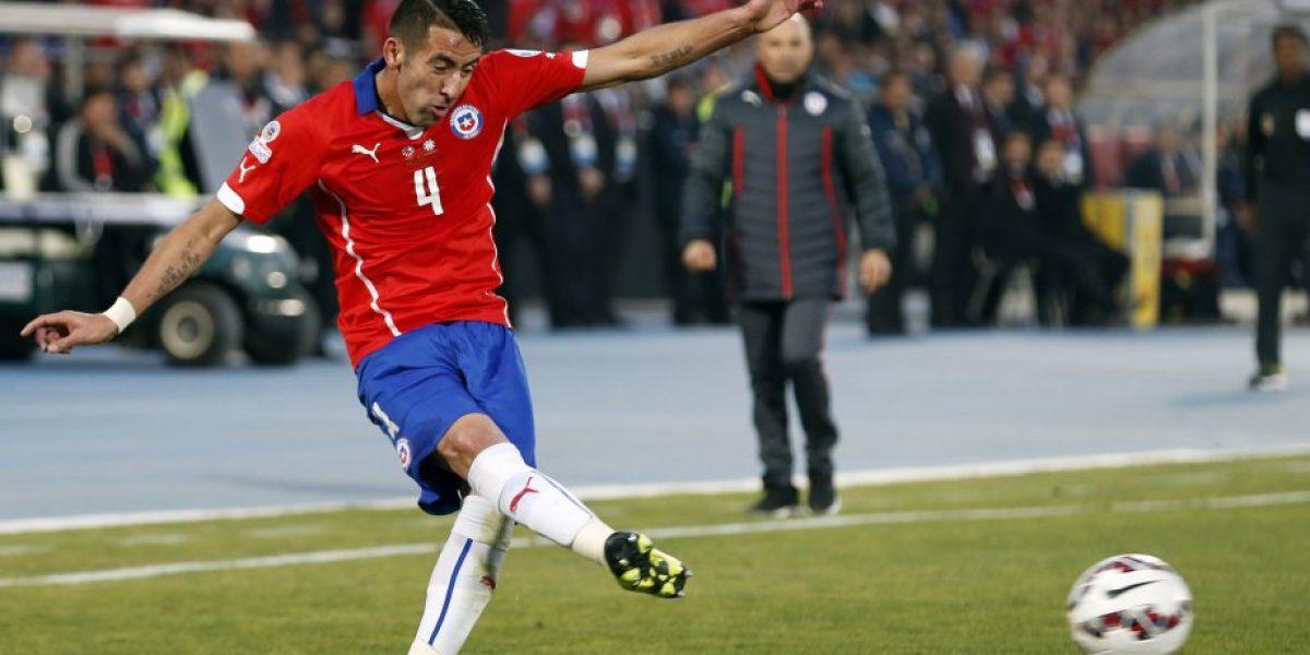 Goleador azul en Copa Chile: