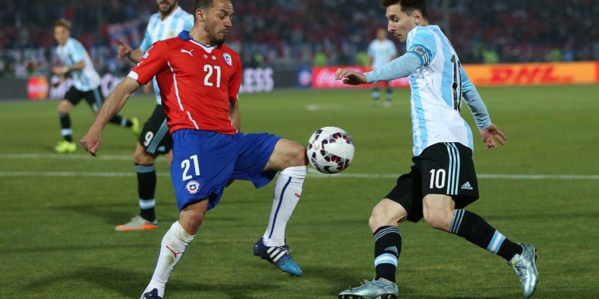 Díaz calificó el título de la Copa América como