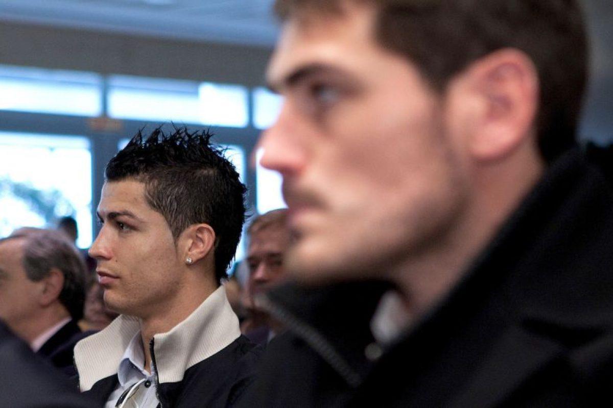 Ganaron juntos una Liga de España, dos Copas del Rey y una Supercopa de España Foto:Getty Images. Imagen Por: