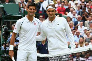 Novak Djokovic y Roger Federer protagonizaron uno de los partidos de tenis más emocionantes de los últimos años. Foto:Getty Images. Imagen Por: