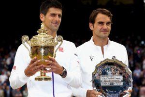 Ambos jugadores participaron en la final de Wimbledon este 12 de julio. Foto:Getty Images. Imagen Por: