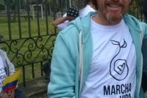 """Montero es director, actor y también activista. Estuvo en series como """"Tiro de Gracia"""". Para la serie sobre la Selección Colombia que también hizo el Canal Caracol """"La Selección"""", también interpretó a Luis Carlos Galán. Foto:vía Twitter/Nicolás Montero. Imagen Por:"""