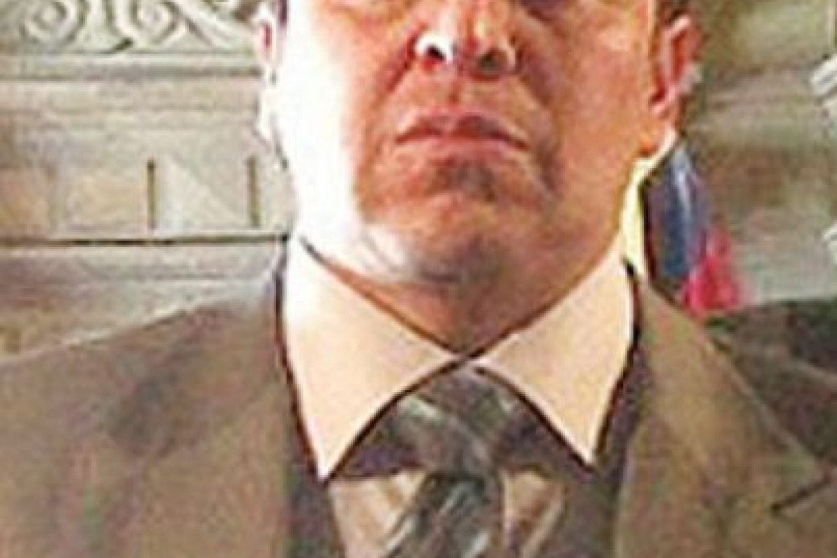 """Toto Vega era """"Alonso Santorini"""", basado en el político Alberto Santofimio, acusado de ser el autor intelectual del asesinato de Luis Carlos Galán. Foto:vía Caracol Televisión. Imagen Por:"""