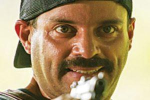 """Carlos Mariño era """"Marino"""", basado en """"Popeye"""", el sicario principal de Pablo Escobar y uno de los más sanguinarios. Foto:vía Caracol Televisión. Imagen Por:"""