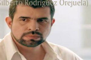 """Harold De Vasten era """"Gildardo González"""", basado en Gilberto Rodríguez Orejuela, jefe del """"Cartel de Cali"""", hermano de Miguel Rodríguez Orejuela y enemigo y rival de Pablo Escobar. Foto:vía Caracol Televisión. Imagen Por:"""