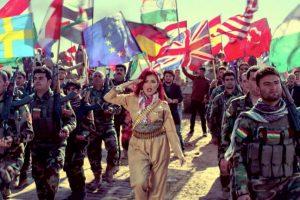 """Mediante su video """"Revolution"""" busca contrarrestar el poder que tiene el Estado Islámico Foto:Vía facebook.com/HellyLuv. Imagen Por:"""