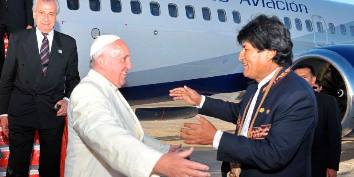 Evo y dichos de Papa por demanda marítima: