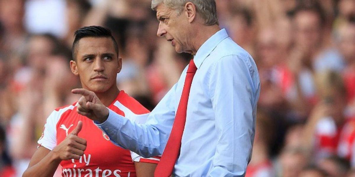 DT de Arsenal confirmó que Alexis regresará el 3 de agosto a los entrenamientos