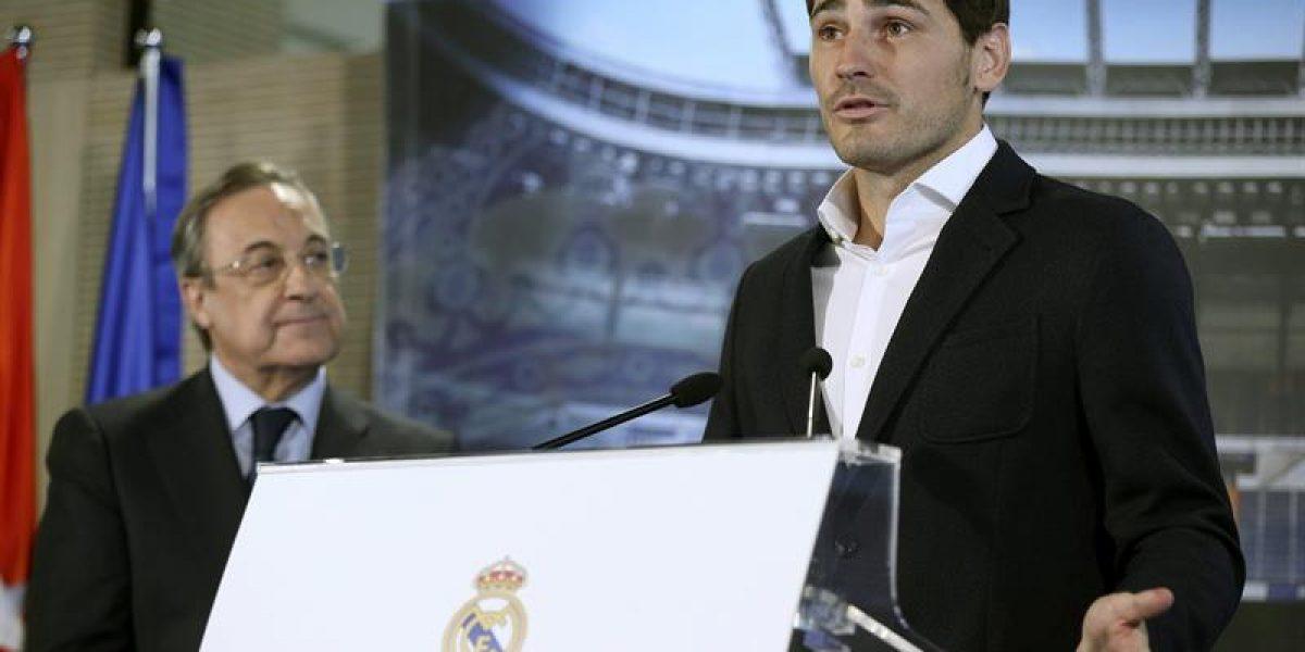 La razón de la partida de Casillas: