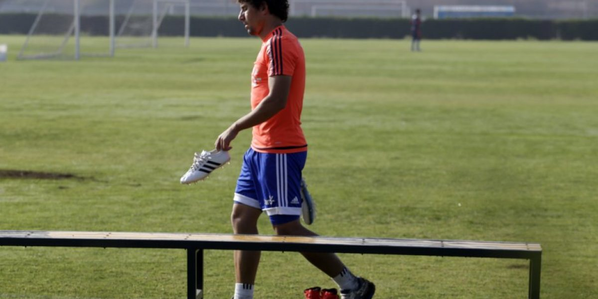 Está listo: Mathías Corujo renovó por dos años en Universidad de Chile