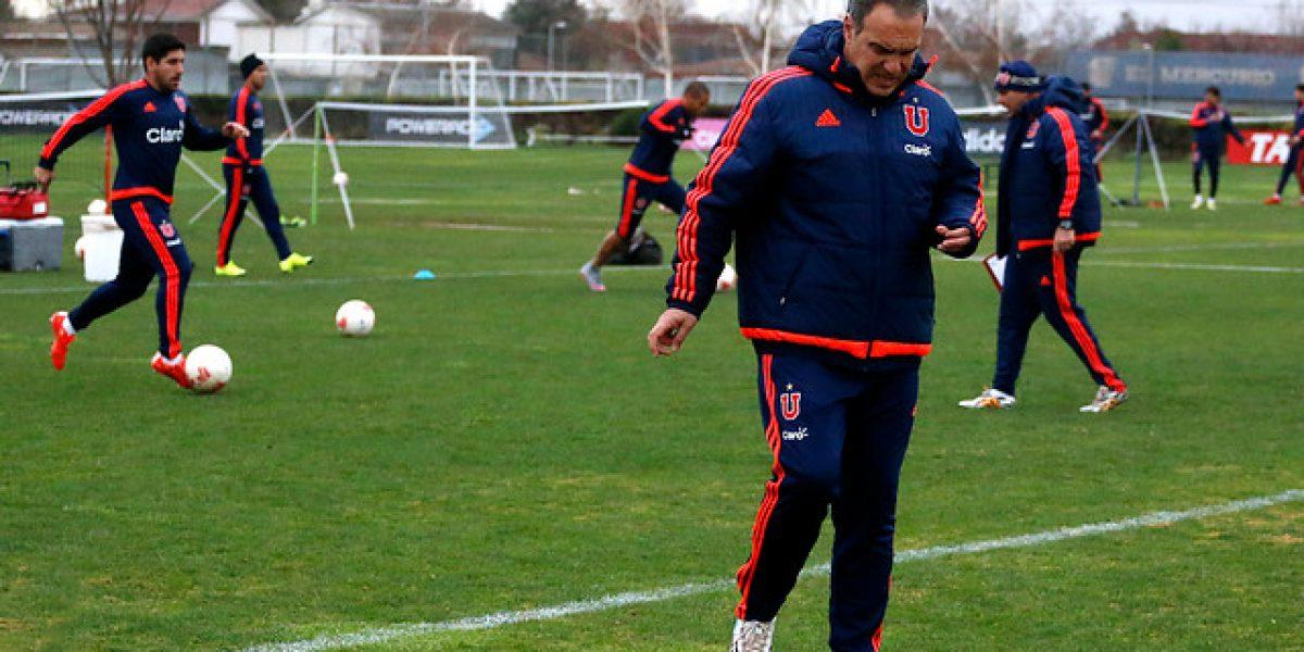 Lasarte confirmó el arribo de Rodríguez y aseguró: