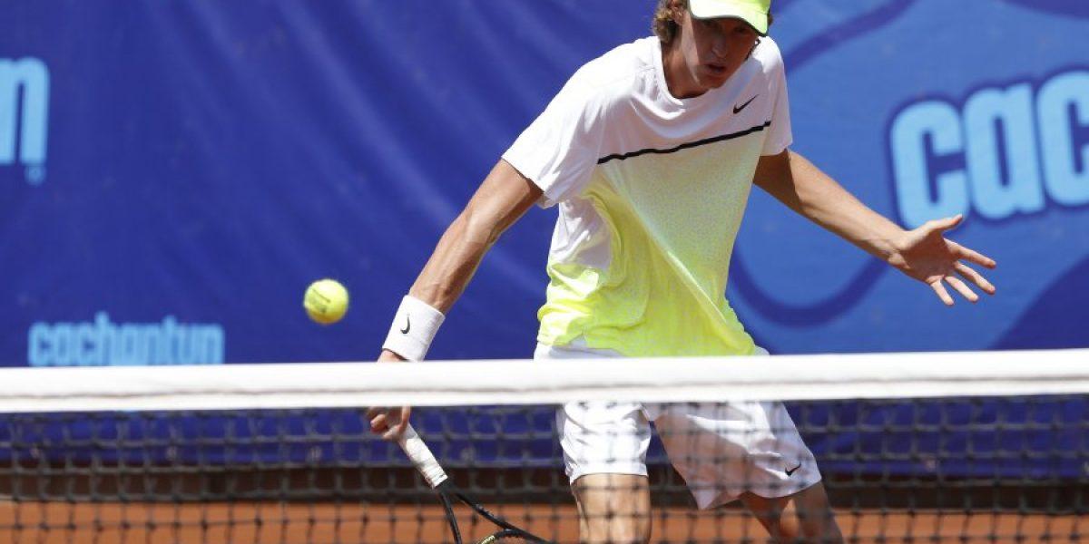 Chile va por el oro en tenis: La dupla Podlipnik-Jarry pasó a la final del dobles masculino