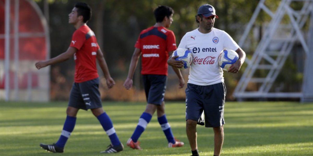 Miguel Ponce y el Mundial Sub 17: