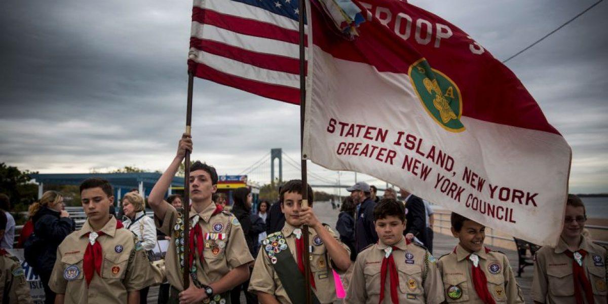 Los boy scouts aceptarán como líderes a homosexuales