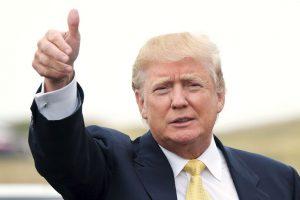 Esta es la primera encuesta que gana desde que anunció su candidatura. Foto:Getty Images. Imagen Por: