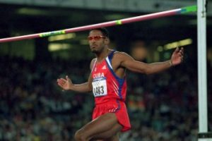 Javier Sotomayor Foto: Getty Images. Imagen Por: