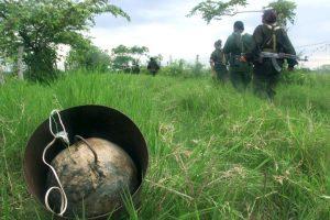 El cual consistía de armar bombas caseras y detonarlas en lugares públicos. Foto:Getty Images. Imagen Por:
