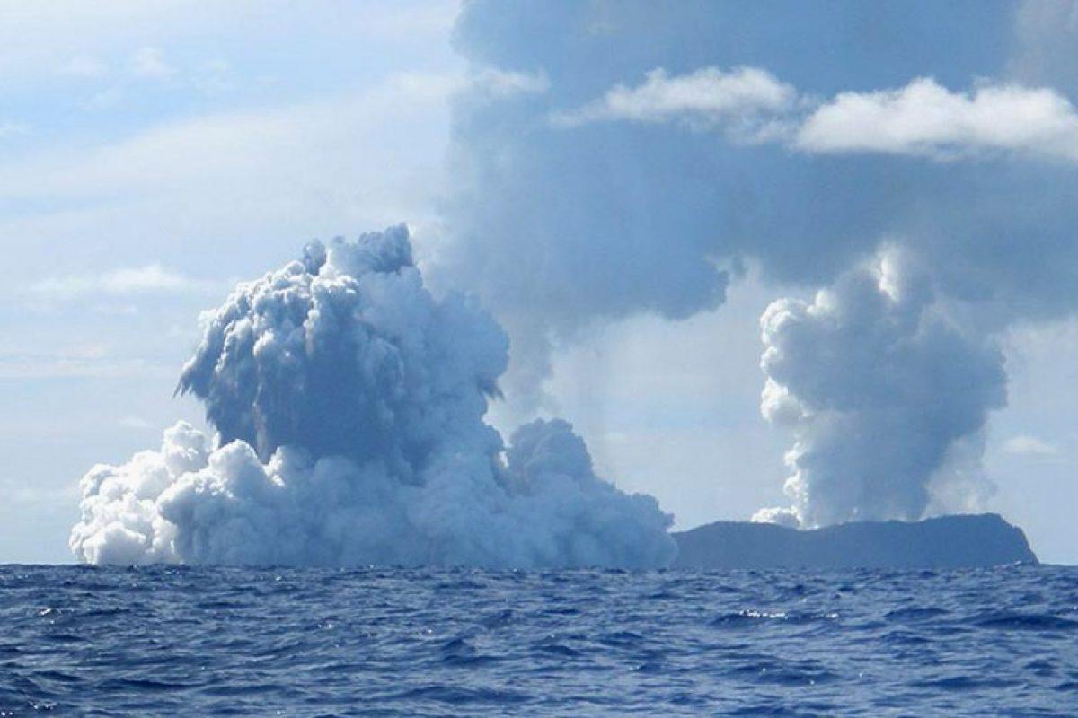 Los volcanes agrupados ocupan 20 kilómetros de largo y se encuentran a 5 kilómetros de profundidad. Foto:Getty Images. Imagen Por: