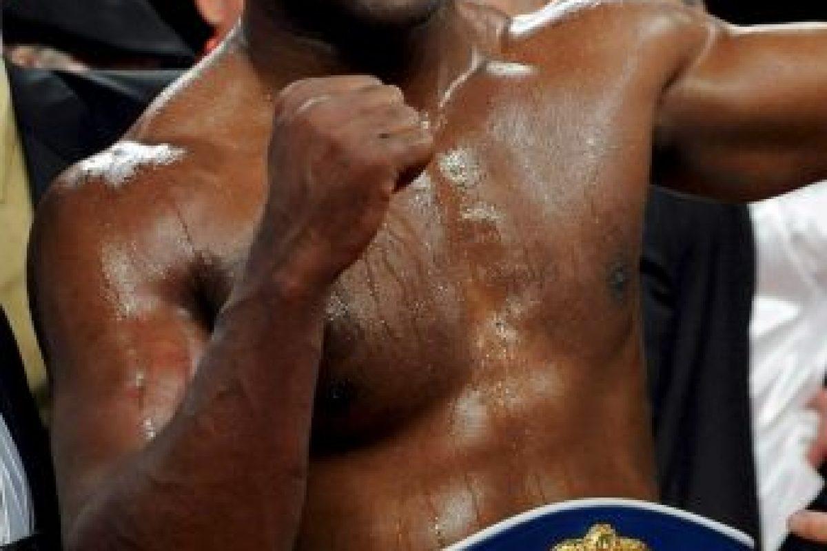 Obtuvo bronce en Peso Semipesado en los Juegos Panamericanos de Caracas 1983 Foto:Getty Images. Imagen Por: