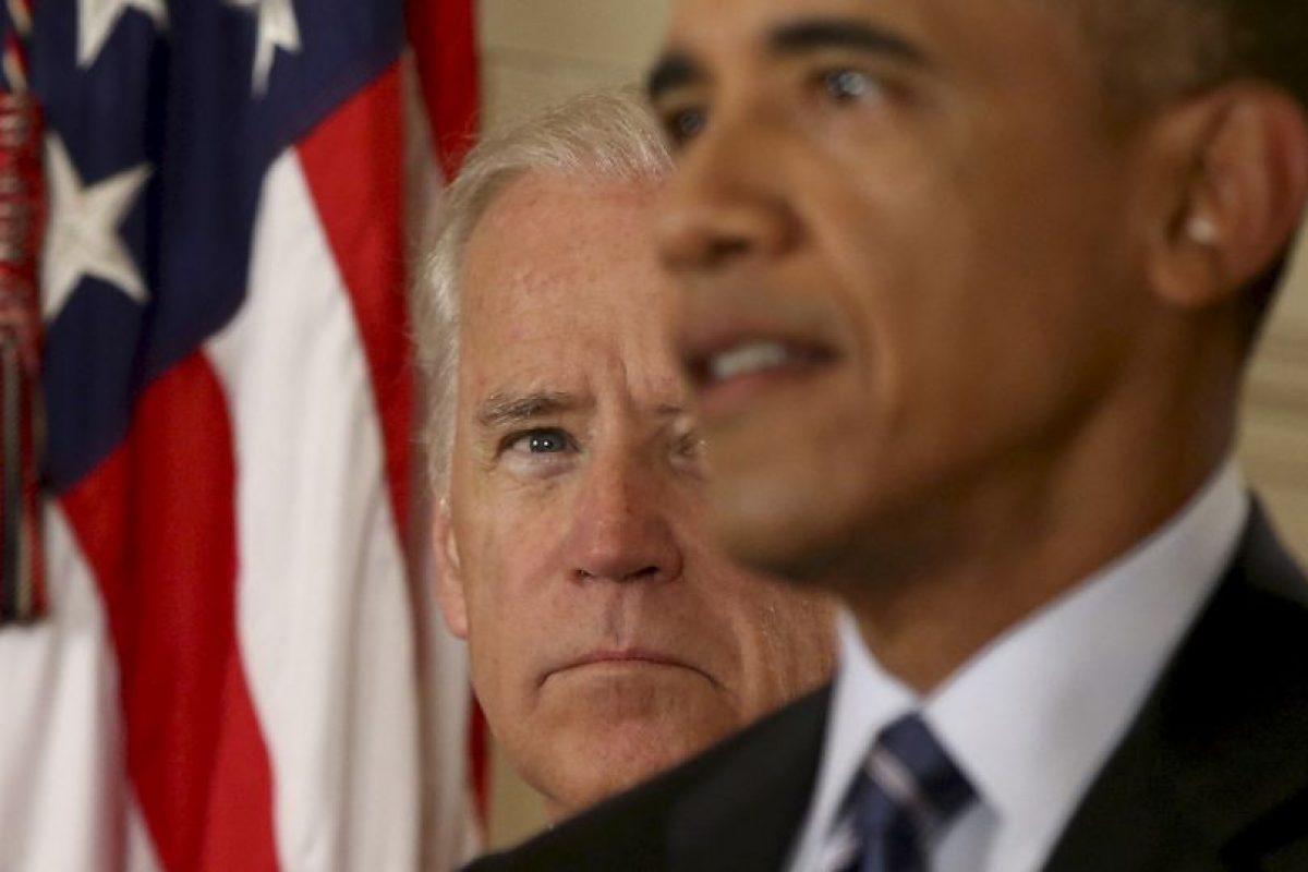 """8. """"Gracias a este acuerdo, la comunidad internacional podrá verificar que Irán no desarrolla un arma nuclear"""", expresó Obama tras el anuncio del acuerdo. Foto:AP. Imagen Por:"""