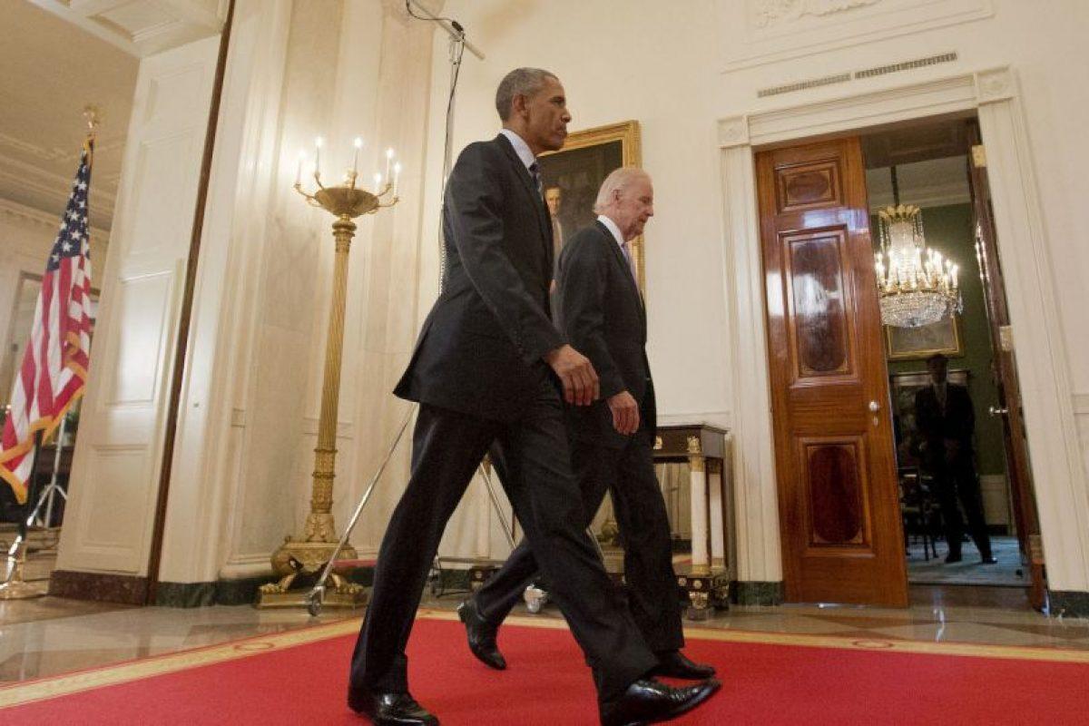 7. Las sanciones a Irán aún se quedarán, esto hasta que se vea que cumplen con lo establecido en el acuerdo. Foto:AP. Imagen Por:
