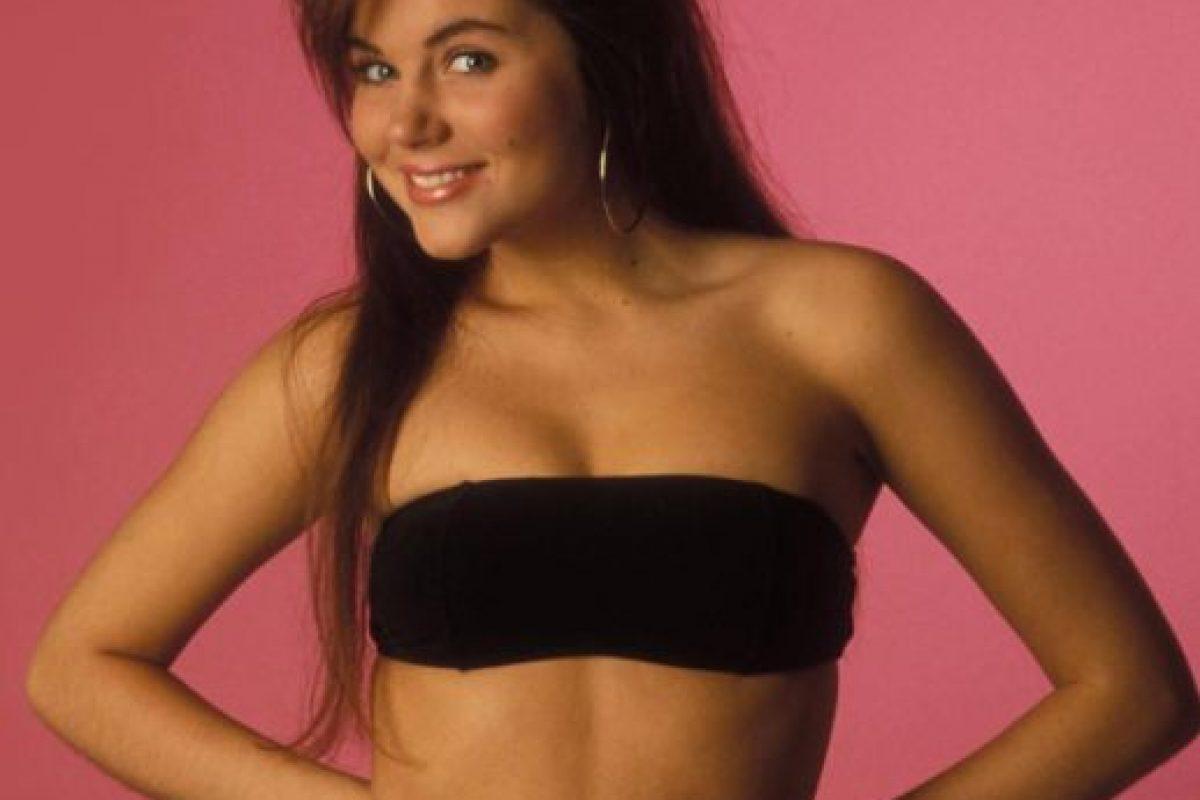 """Actuó también en """"Beverly Hills 90210"""" e incluso salió con Brian Austin Green, pero eso no duró. Foto:vía NBC. Imagen Por:"""