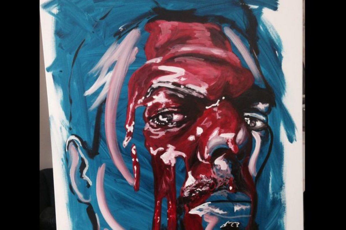 Robin Lee también es un artista londinense Foto:twitter.com/@robinhowardlee. Imagen Por: