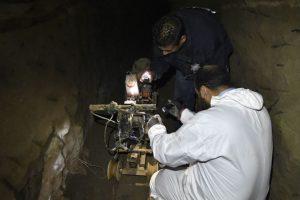 El narcotraficante escapó desde el sábado. Foto:AFP. Imagen Por: