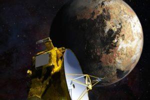 5. En el transcurso de los nueve años de la misión Plutón perdió su clasificación de planeta y ahora es un planeta enano. Foto:AFP. Imagen Por:
