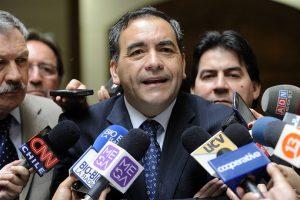 Dipudado Fidel Espinoza (PS) Foto:Agencia UNO. Imagen Por: