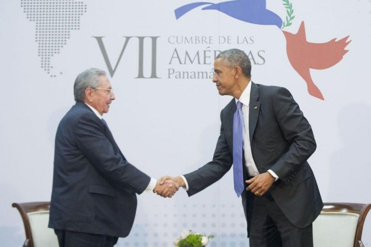 """Barack Obama aclaró: """"Es hora de cambiar la política que duró mas de 50 años e iniciar una nueva relación, que asegura cambios en ambos países"""". Foto:AP. Imagen Por:"""