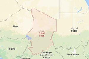 8. Chad Foto:Google Maps. Imagen Por: