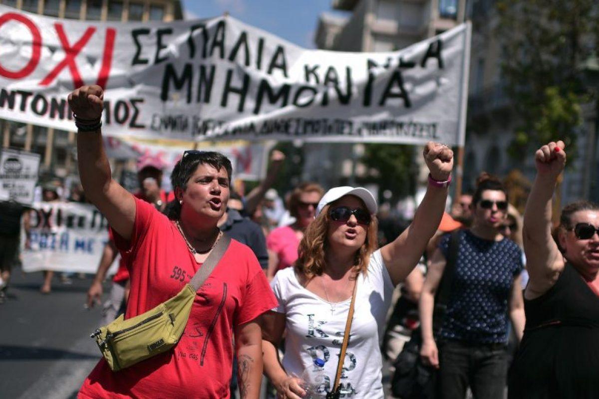 Continúa el debate Foto:AFP. Imagen Por: