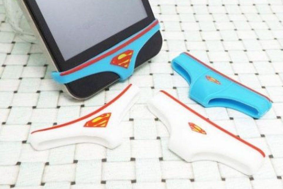 Ropa interior de Superman. Foto:Pinterest. Imagen Por: