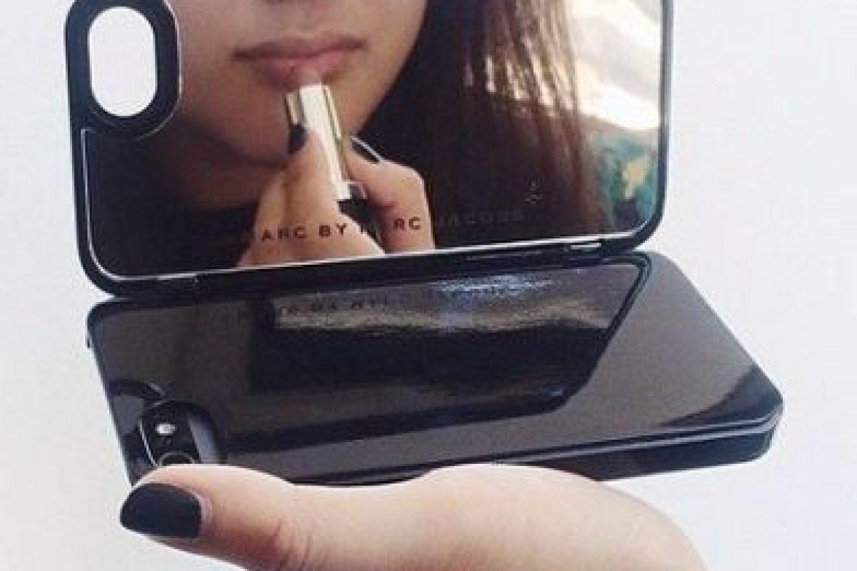 Un espejo. Foto:Pinterest. Imagen Por: